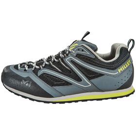 Millet Sandstone Shoes Men charcoal/green flash